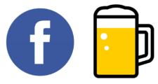 logo-facebook*beer